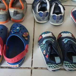 Kids (boys) shoes 6months to 2 yrsold