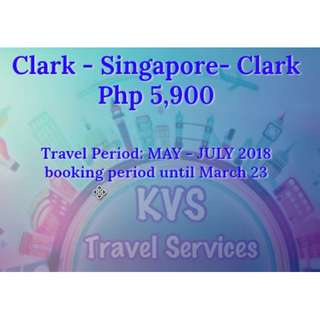CLARK-SG AIRFARE PROMO!!