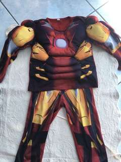Ironman Muscle Costume
