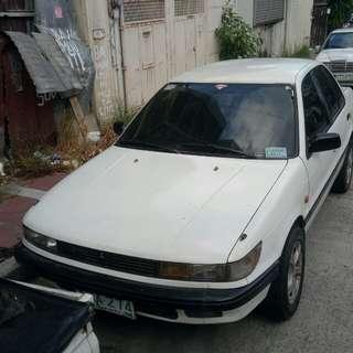 (2 Cars) Mitsubishi Lancer