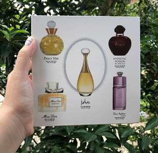 Dior parfume mini