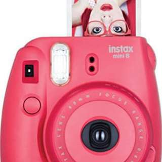 Instax Mini8 or Mini 9