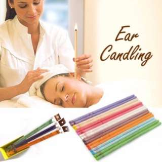 Ear Candle Wax