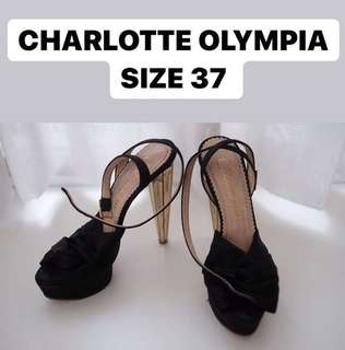Charlotte Olympia women shoes authentic