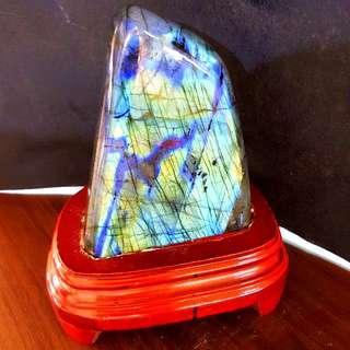 顶级超级蓝拉长石 AAA GRADE SUPER BLUE LABRADORITE