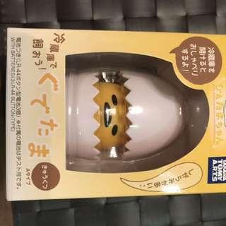 🚚 蛋黃哥 冰箱提醒器 日本TAKARA TOMY 正版