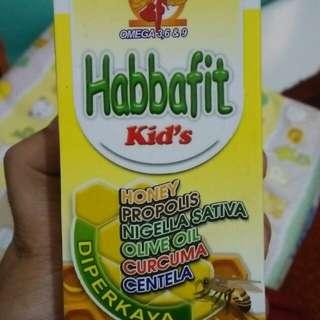 Habafit Vitamin Anak