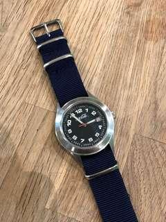 絕版 可口可樂 機械錶 防水 自動上鍊 連nato錶帶