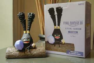 Final Fantasy XIV Glowing Piggy Bank: Spriggan