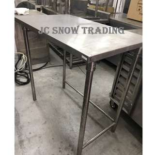STAINLESS STEEL TABLE  SST002