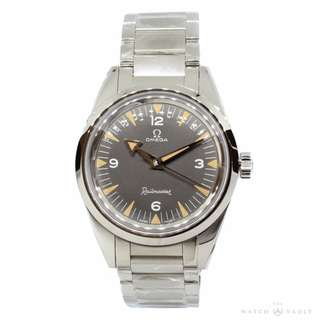 Omega The 1957 Trilogy Railmaster