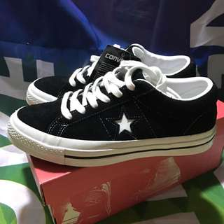 Converse One Star 70s 麂皮 帆布鞋