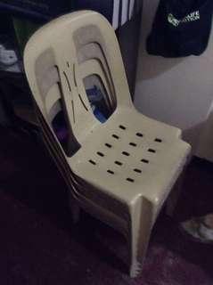 Monobloc Chairs