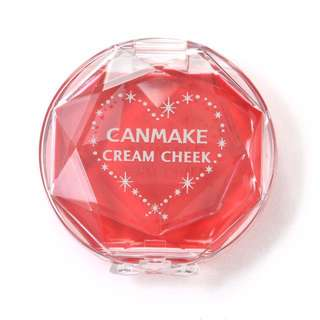 Canmake Cream Cheek in CL08 Clear Cute Strawberry