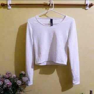 ✔ Factorie Cropped Long Sleeves