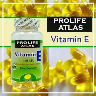 Profile Atlas Vitamin E