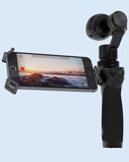 DJI OSMO + 1 additional battery + ND filter