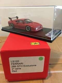 1/43 Ferrari 288 GTO Evo 2 Series. LookSmart.