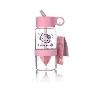 [Instock] Hello Kitty Juice Water Bottle