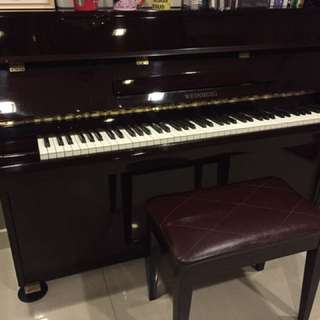 Piano Used Weinberg for Sale