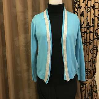 EXECUTIVE CARDI BLUE