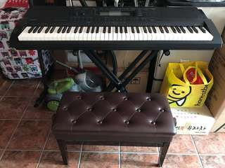 Casio keyboard Piano WK-500