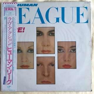 The Human League - Dare Vinyl Record
