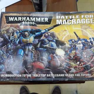 Warhammer 40,000 : Battle for Macragge
