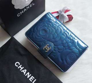 Chanel 山茶花 Camellia Medium Wallet 中銀包