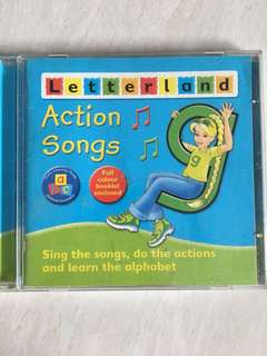 Letterland Action Songs