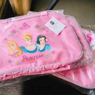 迪士尼公主系列手提包 野餐外出手提袋