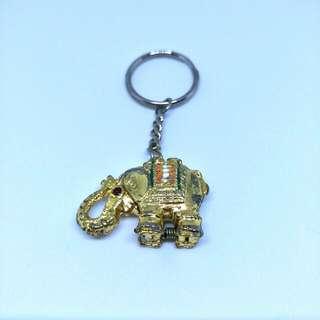 Elephant Keychain Metal #Bajet20