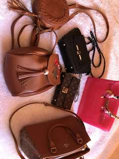 Preloved bags on sale!! Starts from 500 to 2k(negotiable)