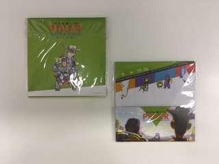 Pixar memo紙(兩包)