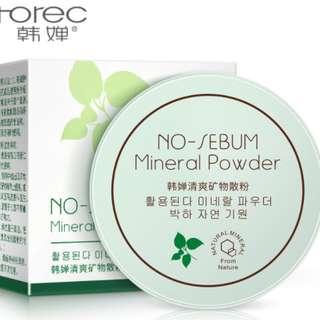 [PO] No-Sebum Mineral Powder Compaq