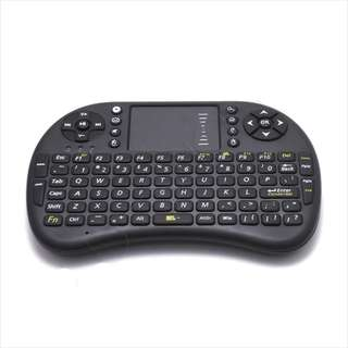 2.4GHz Mini Wireless Keyboard with Touchpad Mouse Combo - S1105