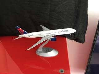 Miniature Airplane Model