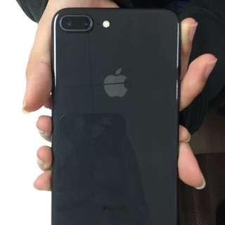 IPhone 8+ 256g 太空灰
