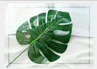 Artificial Plant Leaf Home Party Office Store Decorations [IN STOCK]