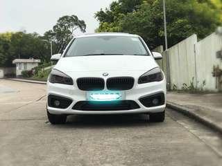 BMW 218D七座 (2000cc) 柴油turbo