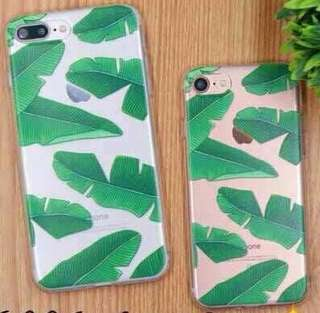 Oppo A39 Tropical Leaves Case