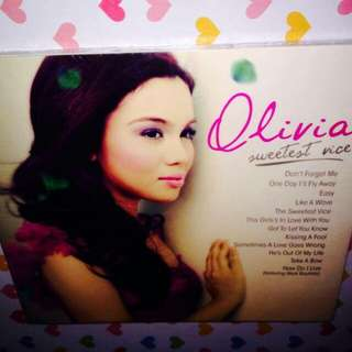Olivia 	-	Sweetest Vice