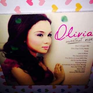 Olivia -Sweetest Vice CD