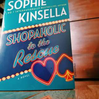 Shopaholic To The Rescue- Sophie Kinsella