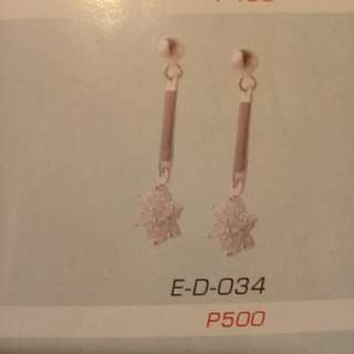 Earrings E-D-034