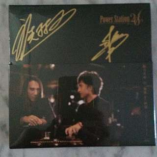 Autographed Power Station 20th CD (2 CD)