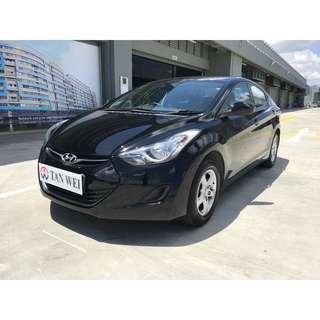 Hyundai Elantra Auto 1.6