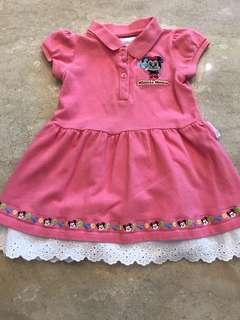 Disney dress for girl