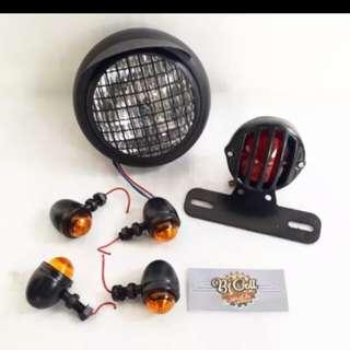 C70 streetcub light set