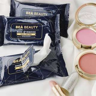 BEABEAUTY MAKEUP REMOVER WIPES